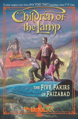 The Five Fakirs of Faizabad Book Cover
