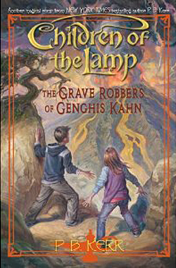 The Grave Robbers of Genghis Khan Book Cover