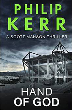 Hand of God Book Cover