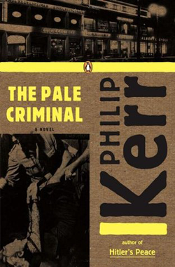 The Pale Criminal Book Cover