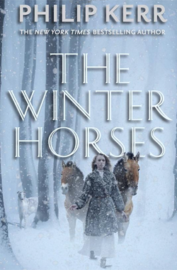 The Winter Horses Book Cover